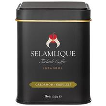 Selamlique Cardamon Metal Box Coffee