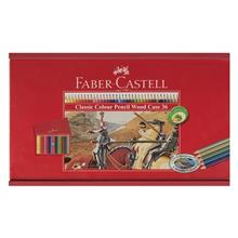 مداد رنگی 36 رنگ فابر کاستل مدل Classic