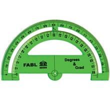Fabl 180 Degree Protractor