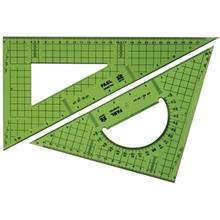 Fabl 30 Degree and 45 Degree Set Square Set Code FB406