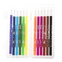 ماژيک رنگ آميزي 12 رنگ فنس مدل Washable Color