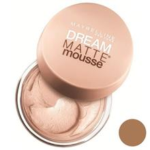 موس  مدل Dream Matte Mousse شماره 60 میبلین