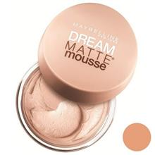 موس میبلین مدل  Dream Matte Mousse Golden شماره 32