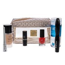 My Kit Foundation Mascara Eyeliner Nail Plish Lipstick Makeup Remover Foundation