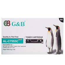 G and B AL-C7553C plus Black Toner