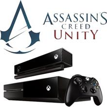 Xbox One Assassin s Creed Unity Bundle Gaming Consoles With Kinect