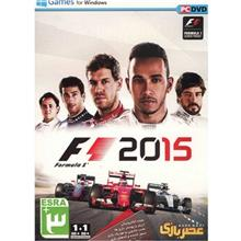 بازی کامپیوتری F1 2015