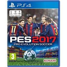 بازي PES EURO 2017 مخصوص PS4
