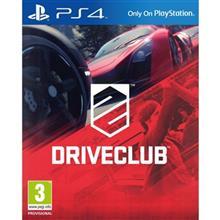 بازي Drive Club مخصوص PS4