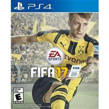 بازي FIFA 17 مخصوص PS4