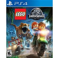 بازی Lego Jurassic World مخصوص PS4