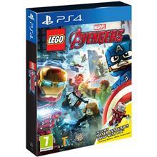 بازي Lego Marvel Avengers مخصوص PS4