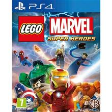 بازي Lego Marvel Super Heroes مخصوص PS4