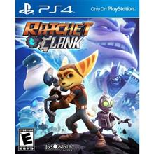 بازي Ratchet and Clank مخصوص PS4