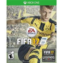 FIFA 17 game for Xbox One