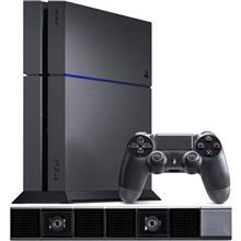 Sony Playstation 4 Region 2 CUH-1216A 500GB with kinect