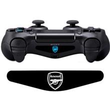 Wensoni Arsenal DualShock 4 Lightbar Sticker
