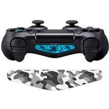 Wensoni Camouflage DualShock 4 Lightbar Sticker