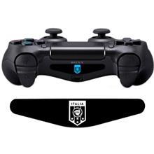 Wensoni FIGC DualShock 4 Lightbar Sticker