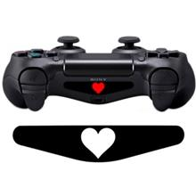 Wensoni Heart DualShock 4 Lightbar Sticker