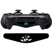 Wensoni Hitman DualShock 4 Lightbar Sticker