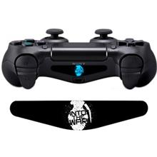 Wensoni Into The War DualShock 4 Lightbar Sticker