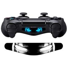 Wensoni Iron Eyes DualShock 4 Lightbar Sticker