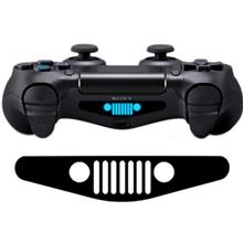 Wensoni Jeep Face DualShock 4 Lightbar Sticker