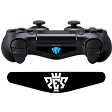 Wensoni PES DualShock 4 Lightbar Sticker