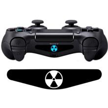 Wensoni Radio Active DualShock 4 Lightbar Sticker