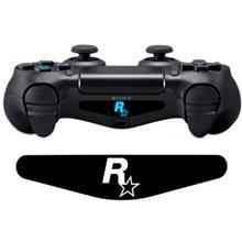 Wensoni Rockstar DualShock 4 Lightbar Sticker