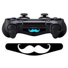Mustache DualShock 4 skin