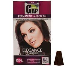 کيت رنگ مو گپ سري Ash مدل Dark Ash Blnde شماره 6.1