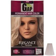 کيت رنگ مو گپ سري High Light مدل Special Intensive Ash شماره 12.11