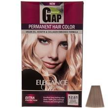 کيت رنگ مو گپ سري High Light مدل Special Violet Ash شماره 12.61