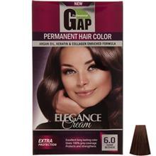 کيت رنگ مو گپ سري Natural مدل بلوند تيره شماره 6.0