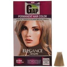 کيت رنگ مو گپ سري Nscafe مدل Nscafe Ultra Light شماره 11.73