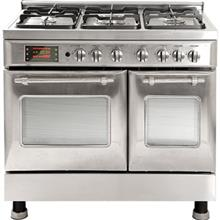 Hardstone Falkon Full Option Double SS Gas Stove