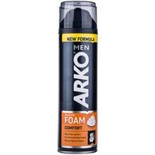 فوم اصلاح آرکو مدل Comfort حجم 200 ميلي ليتر