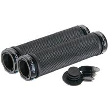 Giant Double Density Alloy Lock-On Grips Pack Of 2