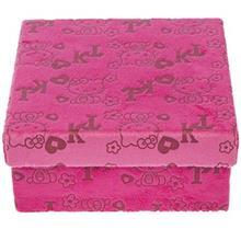 جعبه کادویی کلیپس مدل Hello Kitty Cube - سایز کوچک