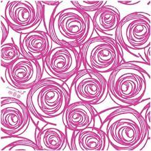 کادوپيچ پارچهاي گوشه سبد گل