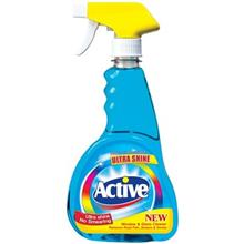 Active Glass Cleaner Blue 500ml