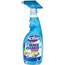 Active Blue Anti Odor Glass Cleaner 500ml