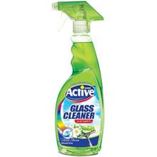 Active Green Anti Odor Glass Cleaner 500ml