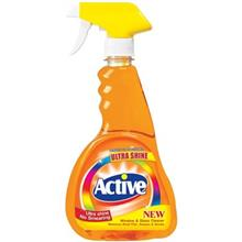 Active Glass Cleaner Orange 500ml