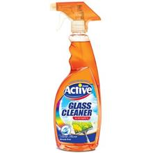 Active Orange Anti Odor Glass Cleaner 500ml
