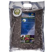 خاک و برگ گلباران سبز بسته 2 کيلوگرمي