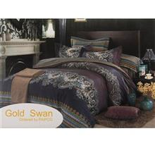 Gold Swan Type 3 2 Persons 6 Pieces Sleep Set