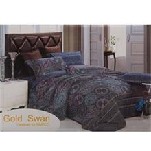 Gold Swan Type 9 2 Persons 6 Pieces Sleep Set